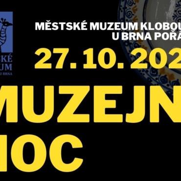 První muzejní noc!